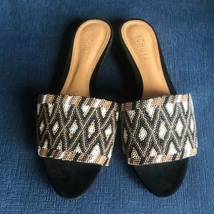 Flats SCHUTZ shoes new